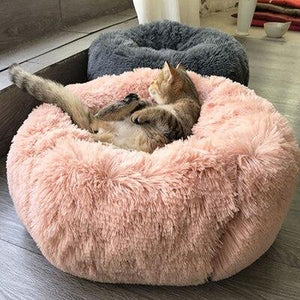Marshmallow Cat Bed - Soft, Comfy and Fluffy!