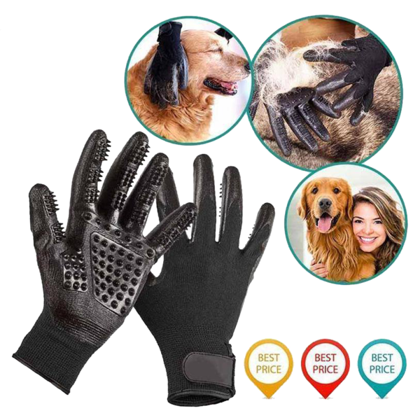 Pet Grooming GlovesRRR