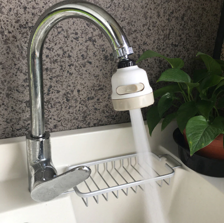 Faucet Kitchen Adjusting , 360 Rotate and Water Saving
