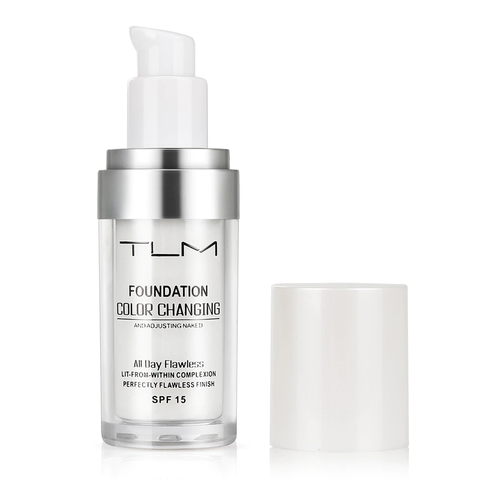 TLM ™ FOND DE TEINT CHANGEANT DE COULEUR SPF 15 30 ML