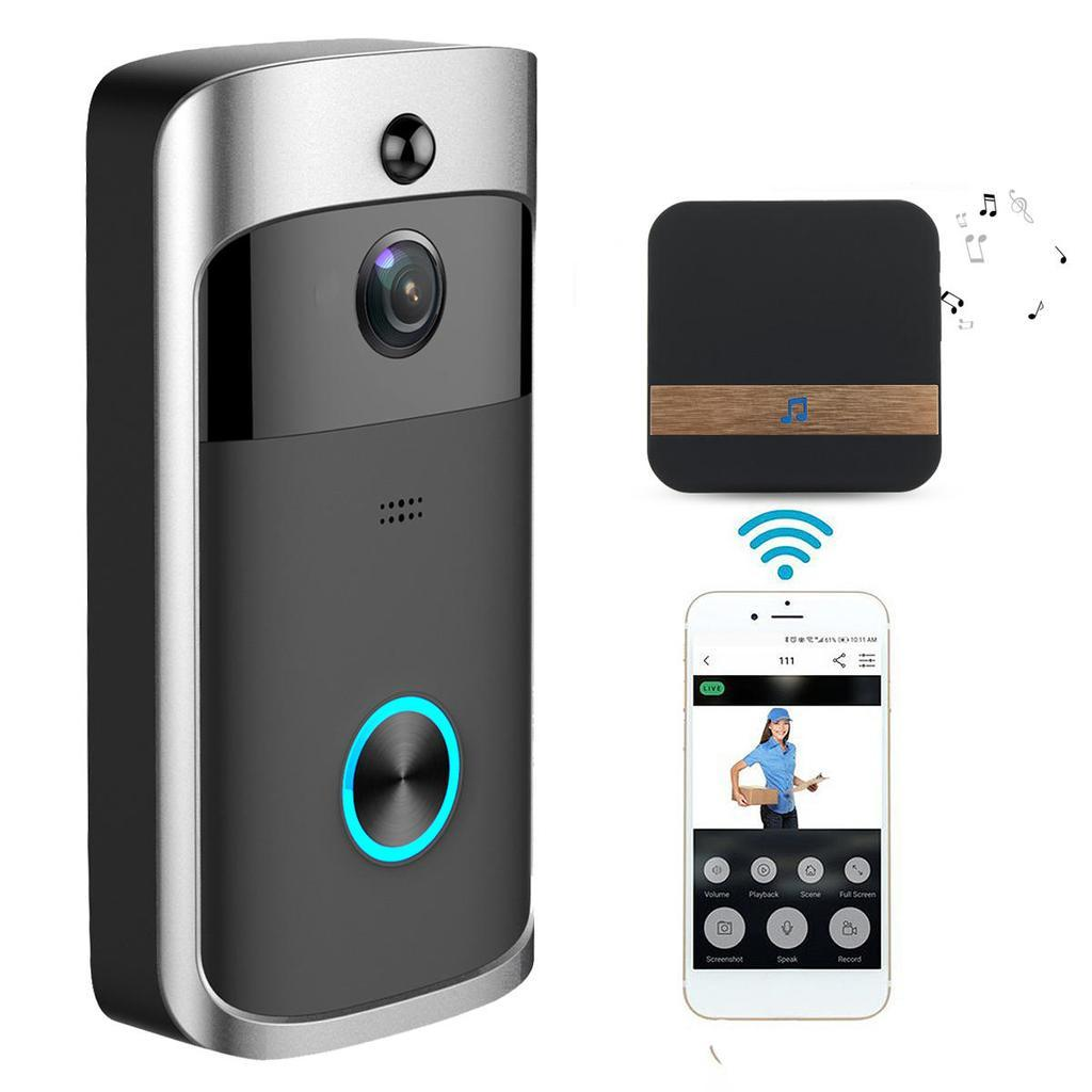 Video Doorbell - Leading Home Security