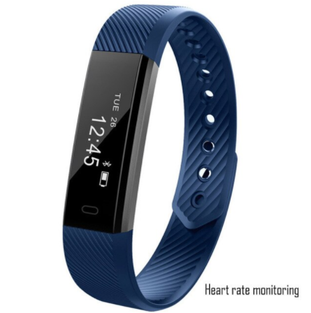 Smartband with Blood Pressure,Heart Rate and Monitor Sleep Tracker