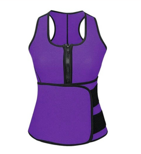 Bodygy Sauna Vest - Body Shaper Men and Women Plus Size vest for Workout