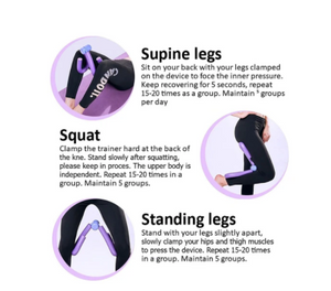 Multi-function Fitness Leg Apparatus