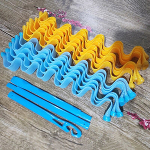 Magic Diy Hair Curler - Hair tool - Hair spiral rings