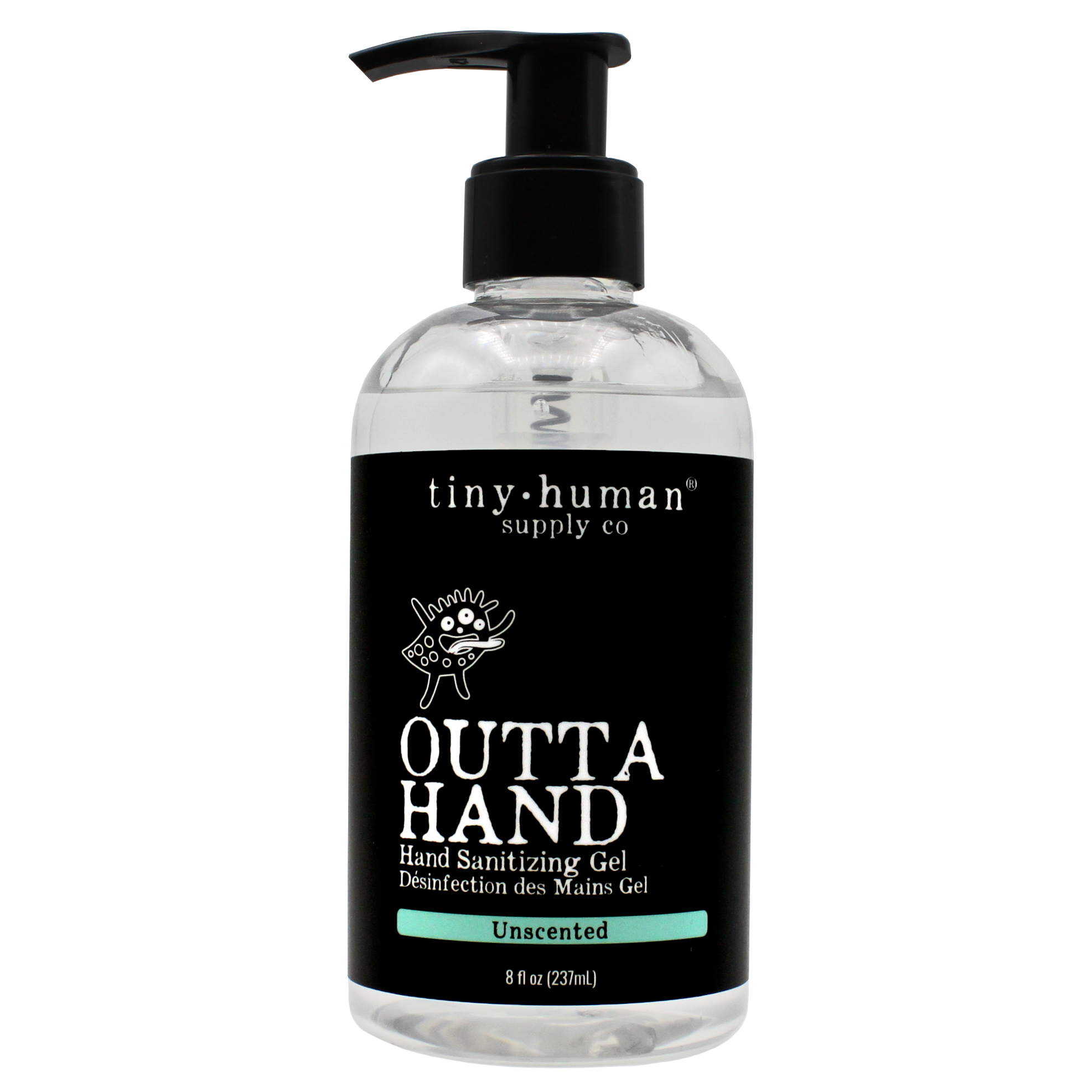 Outta Hand Hand Sanitizing Gel