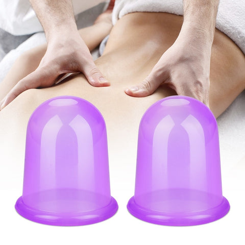 silicone cupping therapy