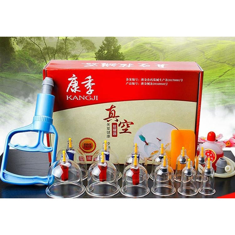Acupuncture Cupping Therapy Set
