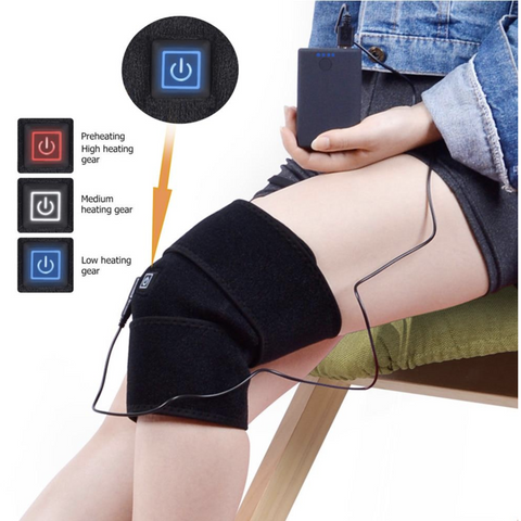 Heating Therapy Knee Support Brace