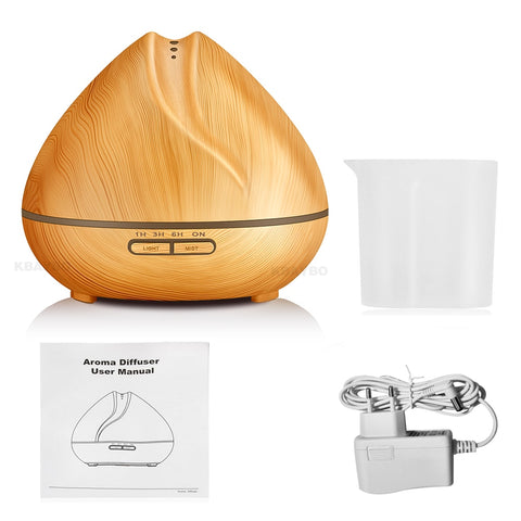 400ml Ultra Grain Aroma Oil Diffuser