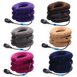 Inflatable Pain Relief Neck Pillow