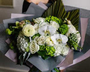 Winter Hand Tied Bouquets