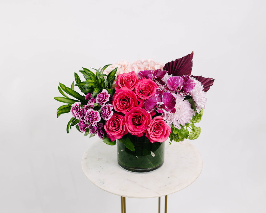 Seasonal Vase Arrangements Subscription