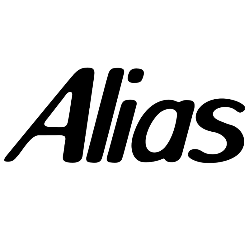 Since 1979 the overriding values of Alias have been technological lightness, versatility, and innovation.