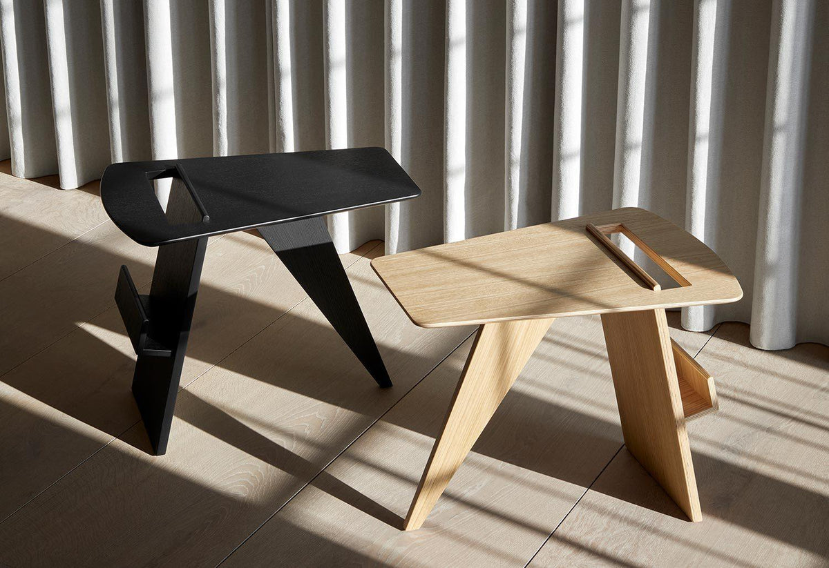 Magazine table, 1949, Jens risom, Fredericia