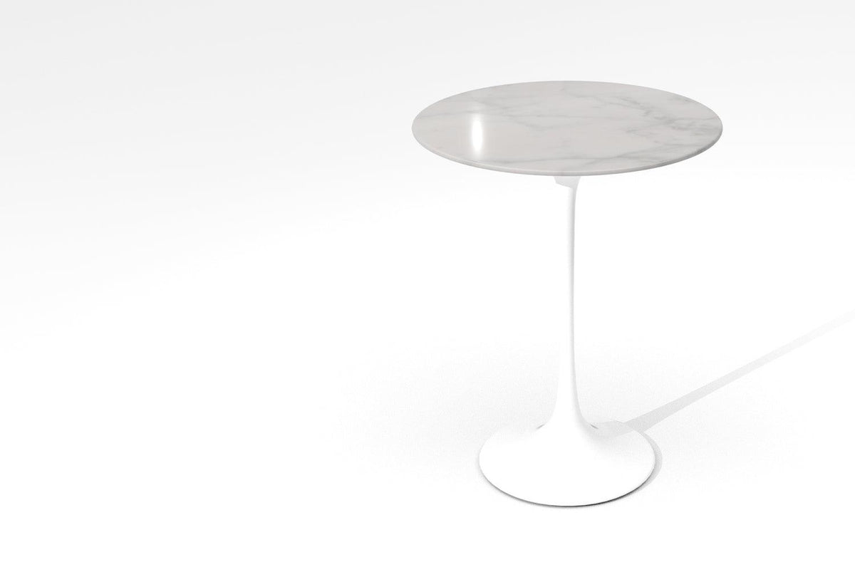 Tulip side table, 1957, Eero saarinen, Knoll