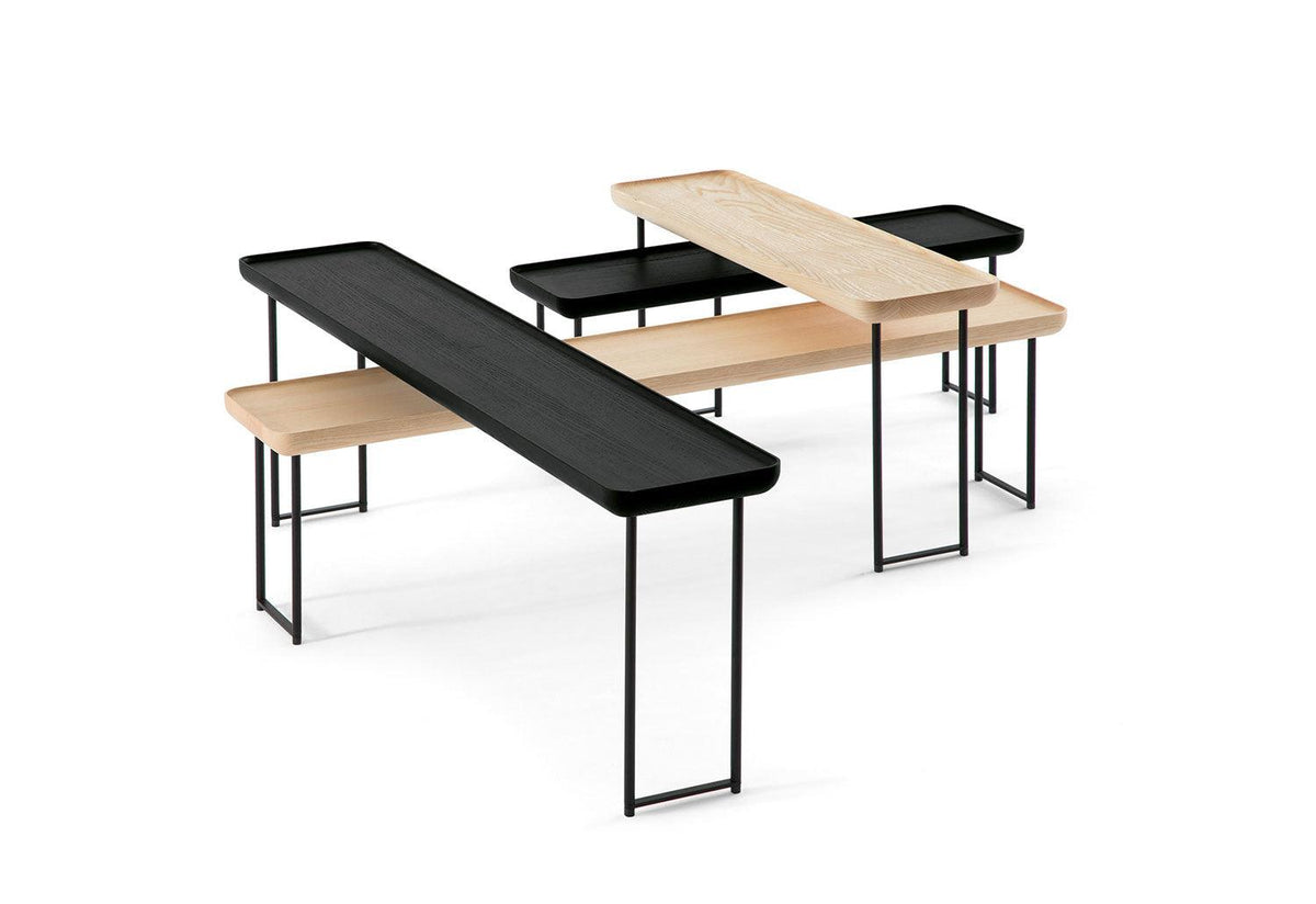 381 Torei Low tables, 2012, Luca nichetto, Cassina