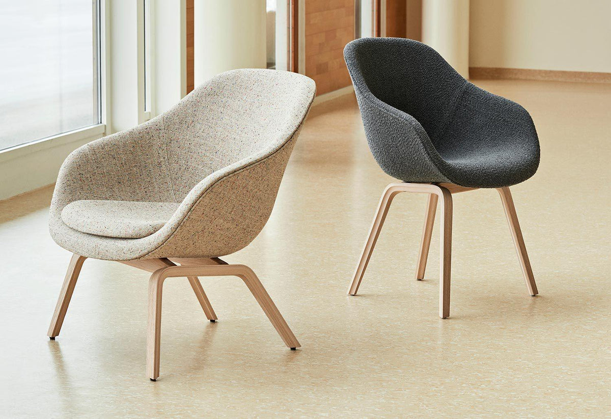 About A Lounge Chair AAL83, Hee welling, Hay