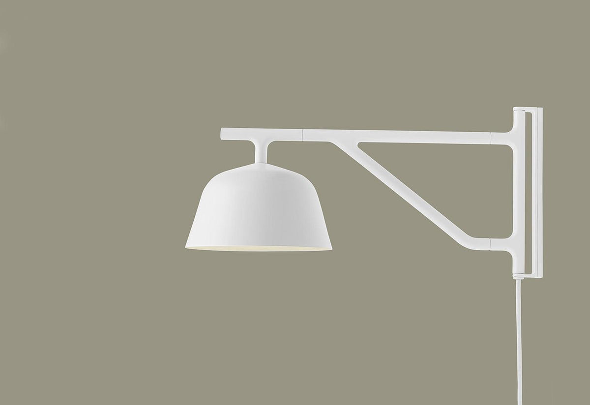 Ambit wall lamp, Taf architects, Muuto