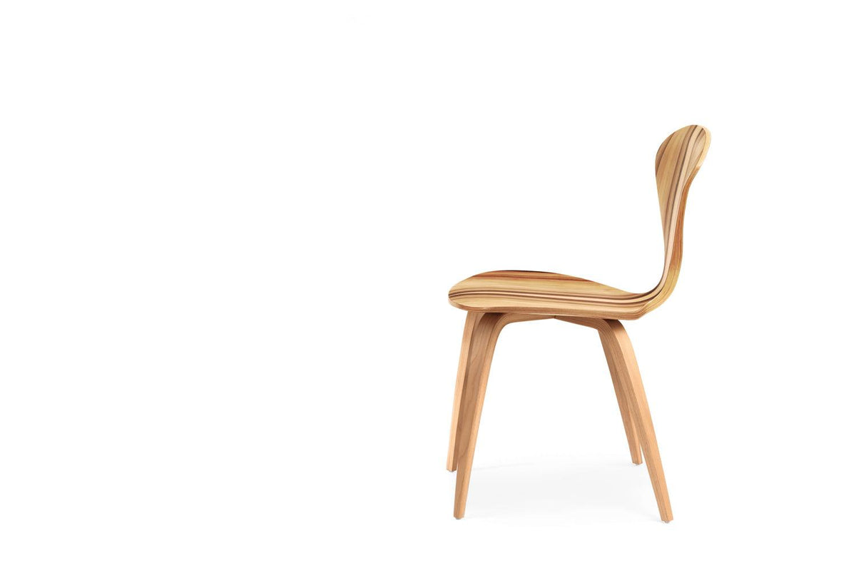 Cherner side chair, 1957, Norman cherner, Cherner chair co