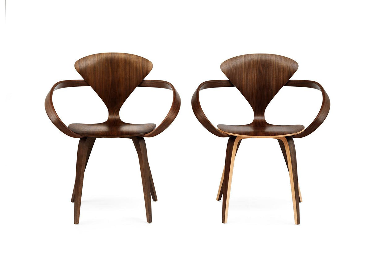 Cherner armchair, 1958, Norman cherner, Cherner chair co