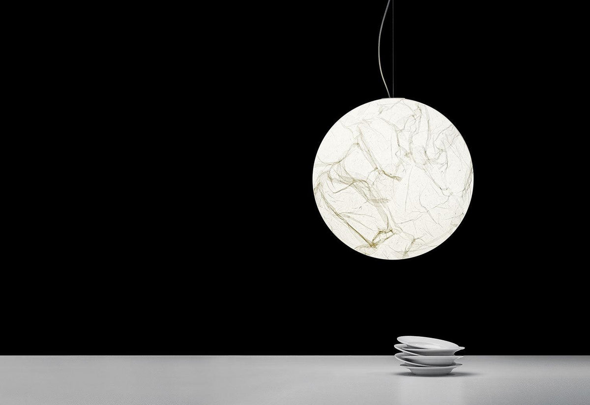 Moon pendant light, 2005, Davide groppi