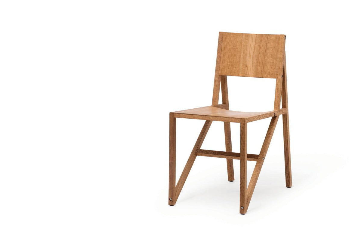 Frame chair, 2008, Wouter scheublin, Established and sons