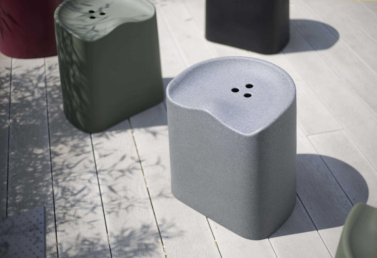 Butt stool, 2008, Estd, Established and sons