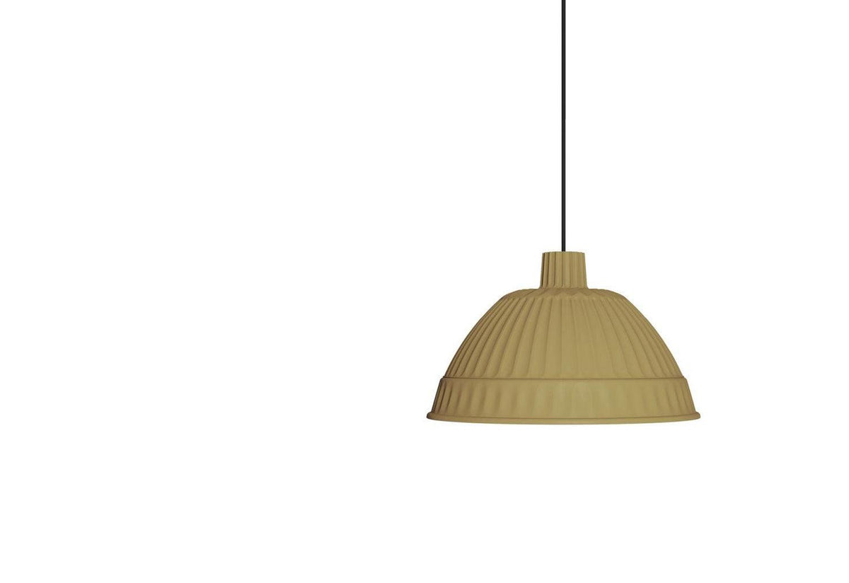Cloche pendant light, 2009, Fontanaarte