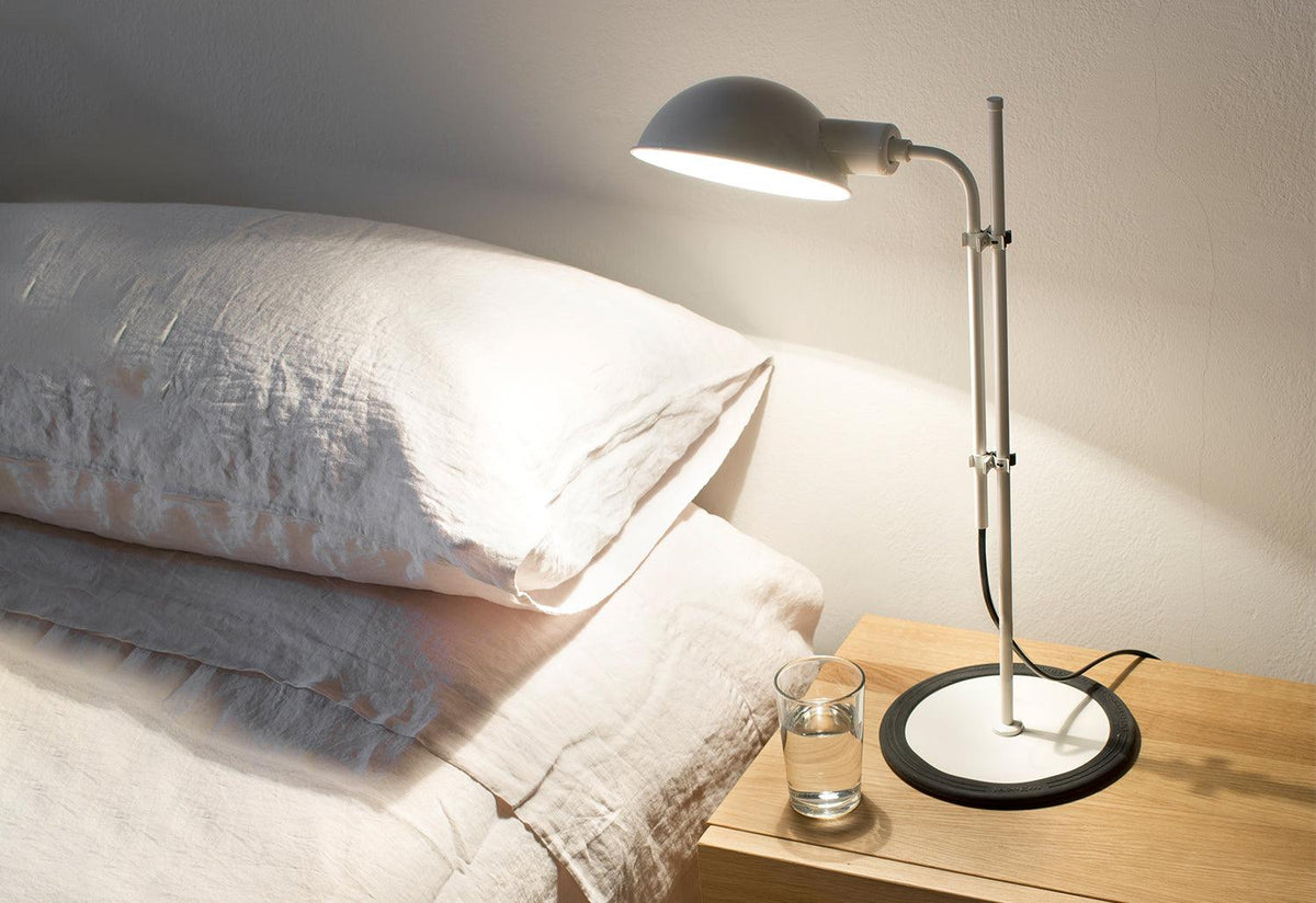 Funiculi table lamp, 2013, Lluís porqueras, Marset