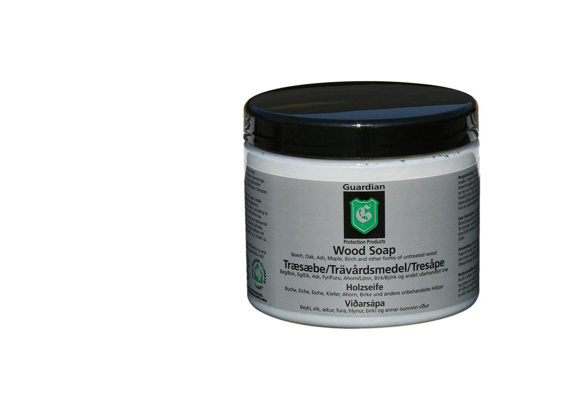 Guardian wood soap, Guardian protection products
