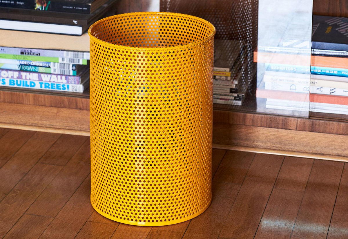 Perforated bin, Hay studio, Hay