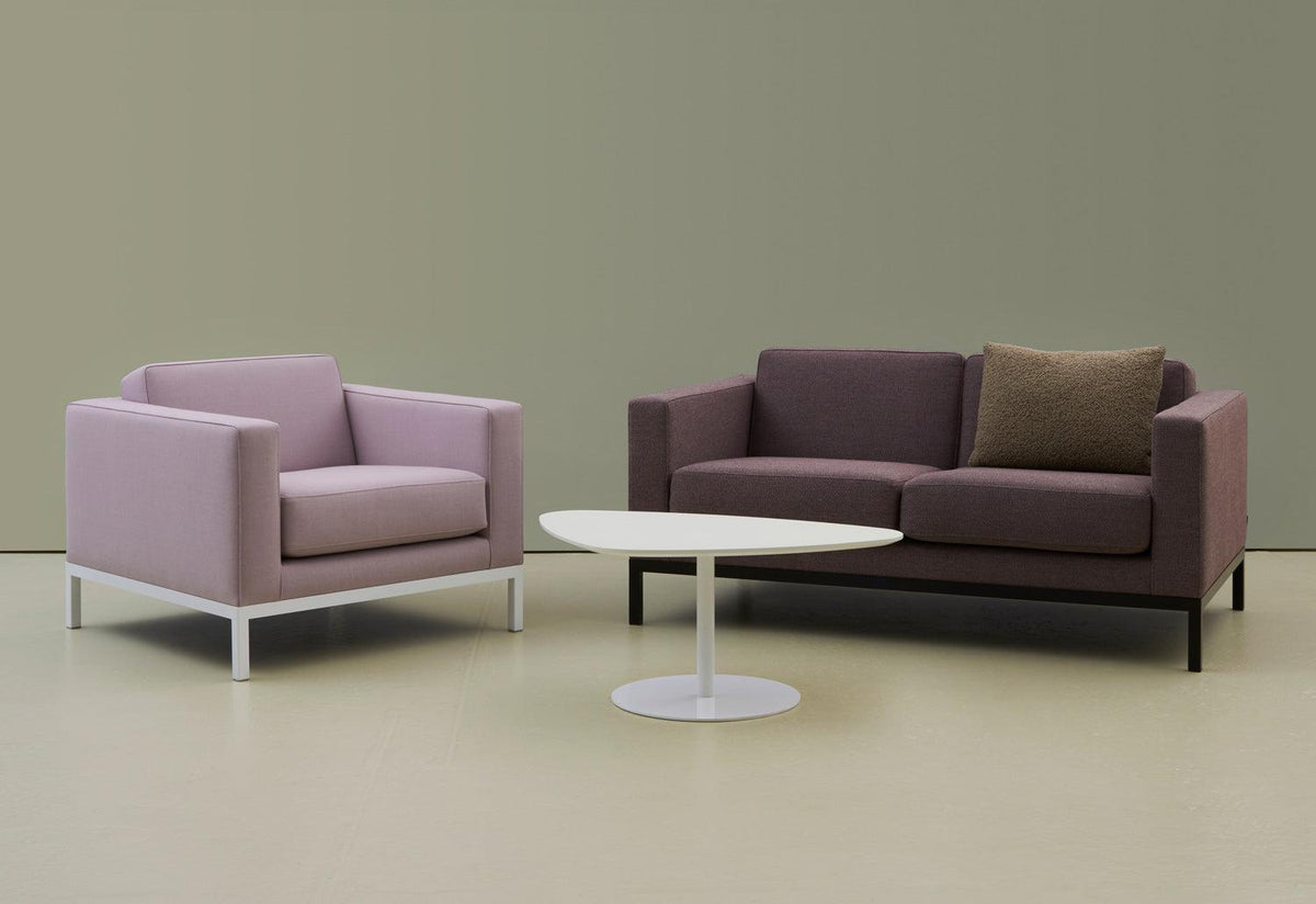 HM26 two-seat sofa, 2002, Frederick scott, Hitch mylius