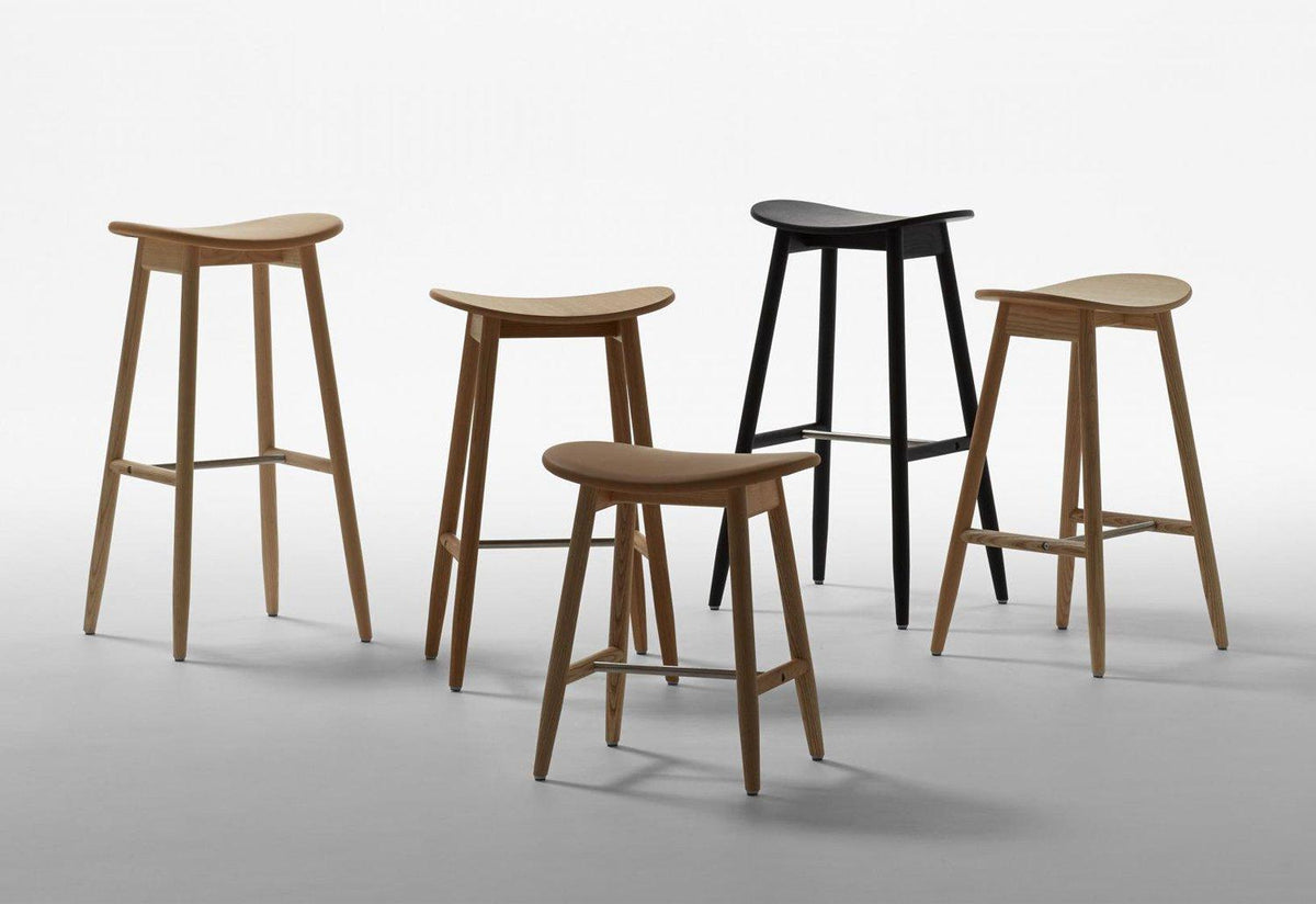 Icha bar stool, Chris martin, Massproductions