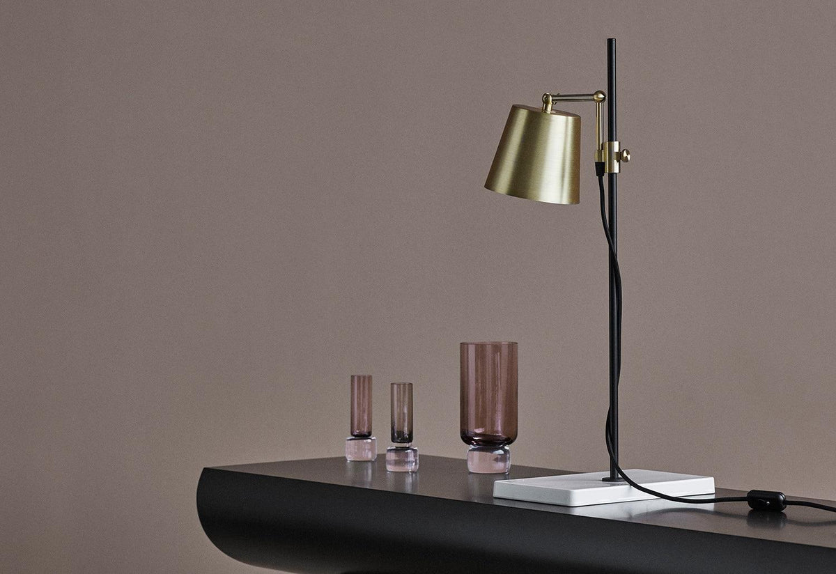 Lab table lamp, 2010, Anatomy design, Andrea kleinloog, Karakter