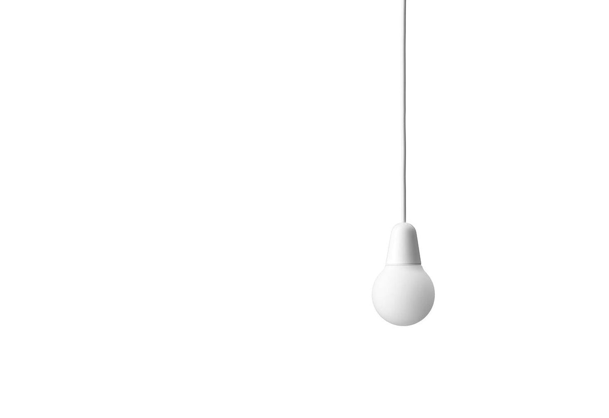 Bulb Fiction P1 pendant light, 2012, Kibisi, Lightyears