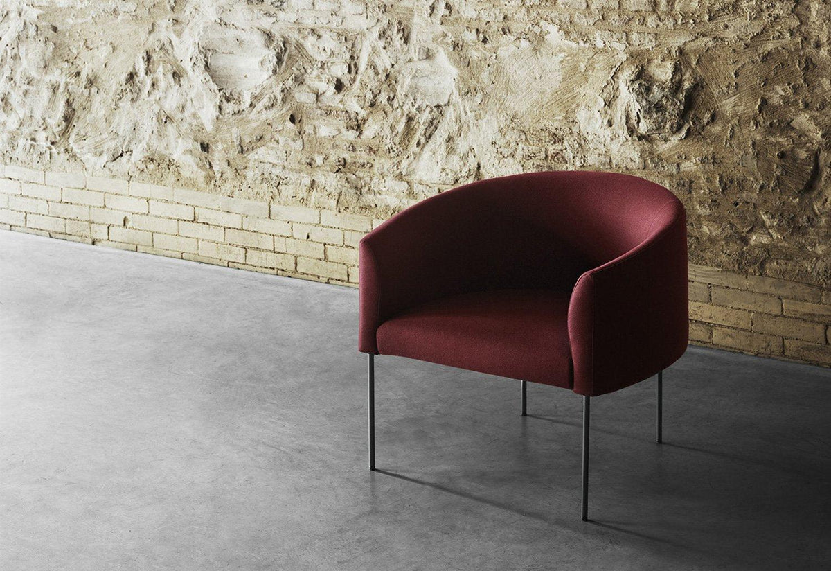 Era armchair, 2017, David lopez quincoces, Living divani