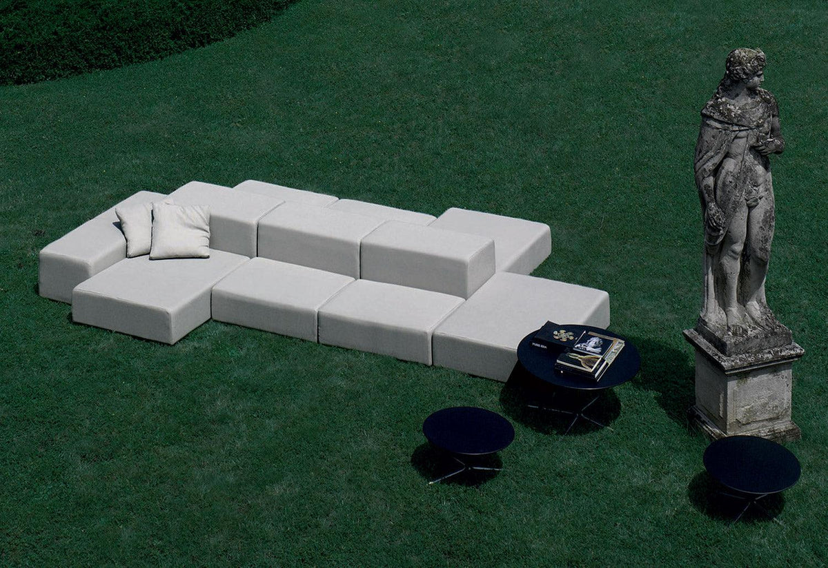 Extra Wall outdoor sofa, 2007, Piero lissoni, Living divani