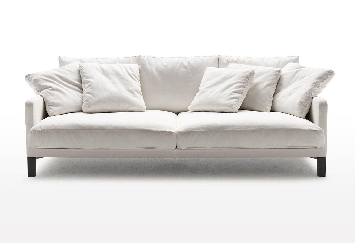 Dumas sofa, 2016, Piero lissoni, Living divani
