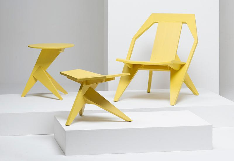 Medici side table, 2012, Konstantin grcic, Mattiazzi