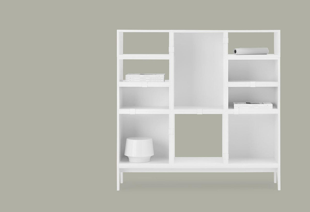 Stacked 2.0 open shelving, Jds architects, Muuto