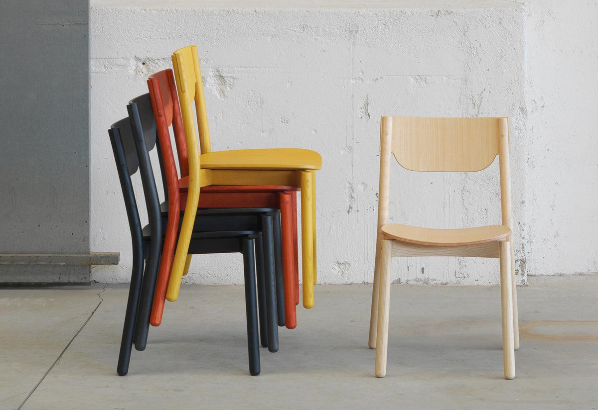 Nico chair, Tomoko azumi, Zilio a and c