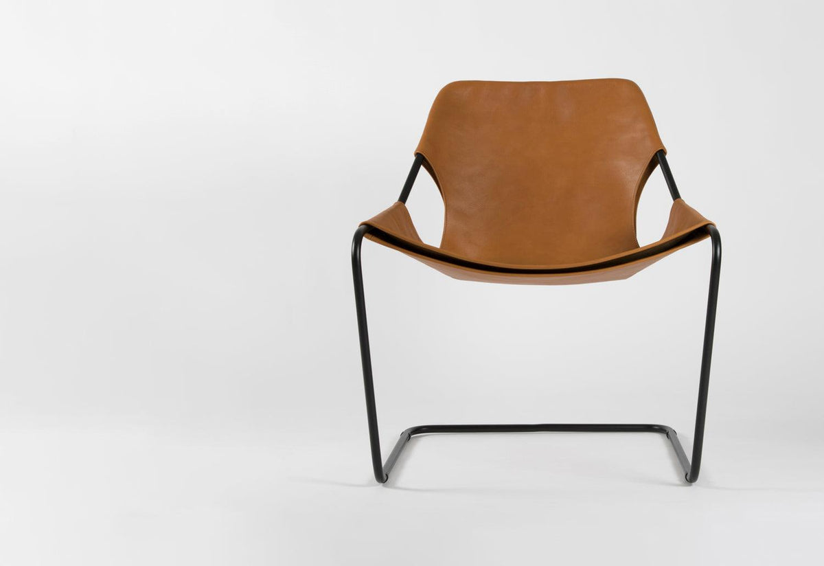 Paulistano leather chair, 1957, Paulo mendes da rocha, Objekto