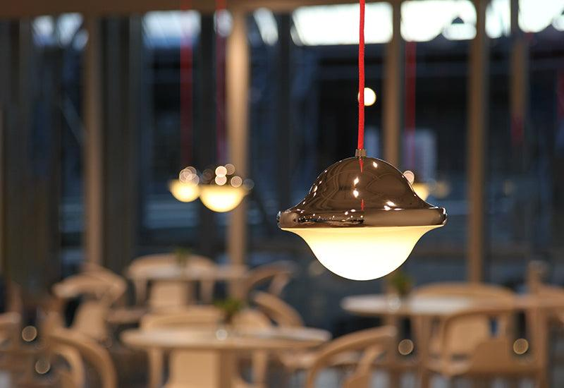Bubi pendant light