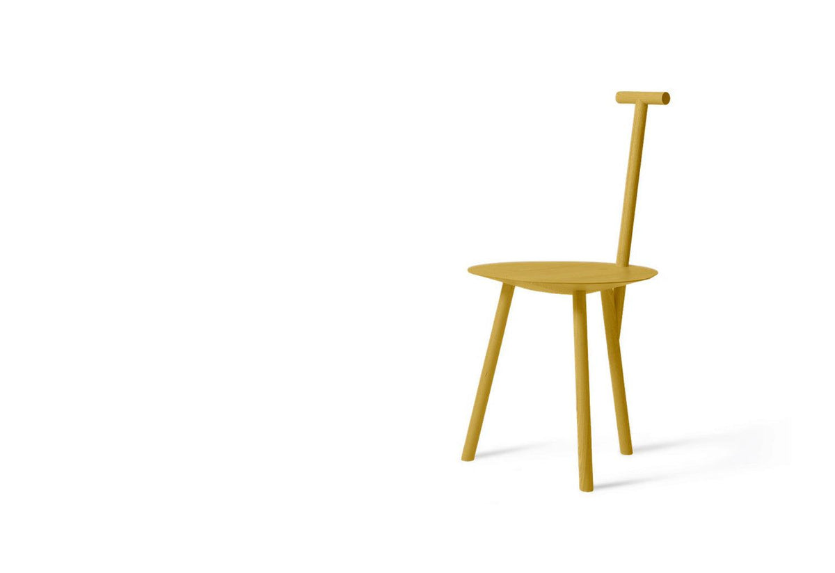 Spade chair, 2012, Faye toogood, Please wait to be seated