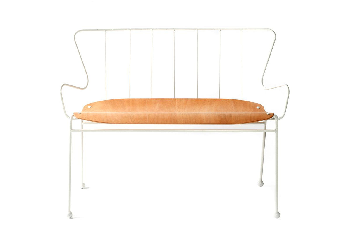 Antelope Bench, 1951, Ernest race, Race furniture