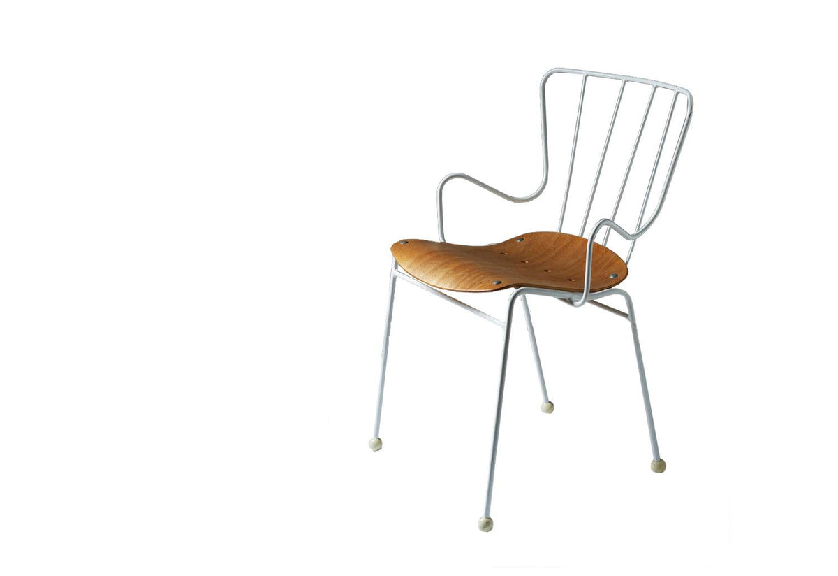 Antelope Standard chair , 1951, Ernest race, Race furniture