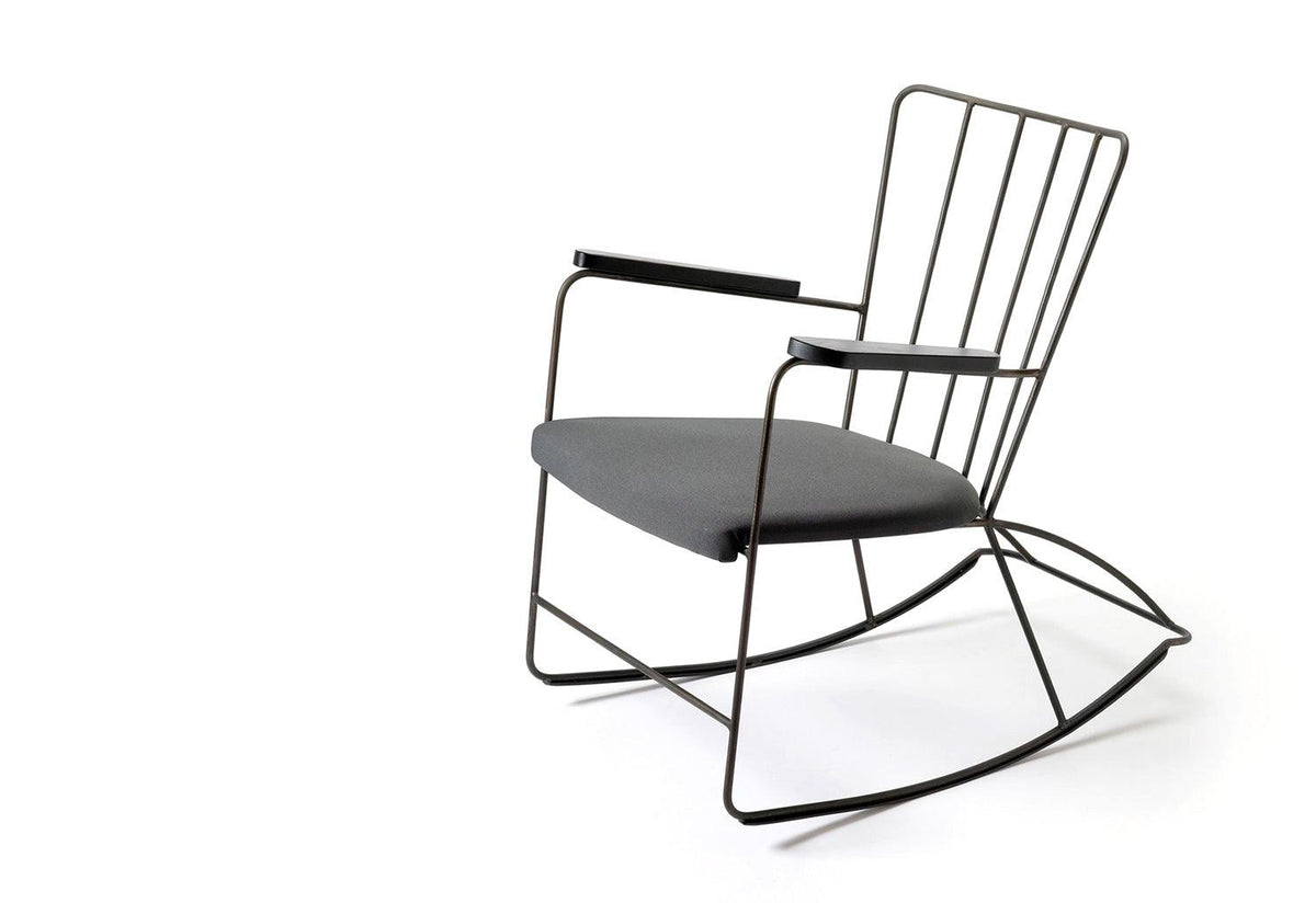 Race Rocker, 1948, Ernest race, Race furniture