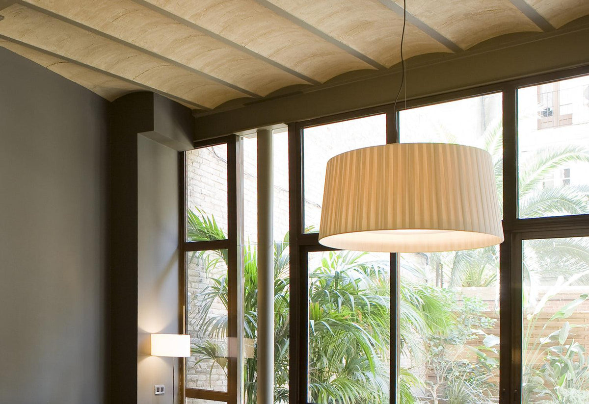 GT7 pendant light, 2000, Equipo santa and cole, Santa and cole