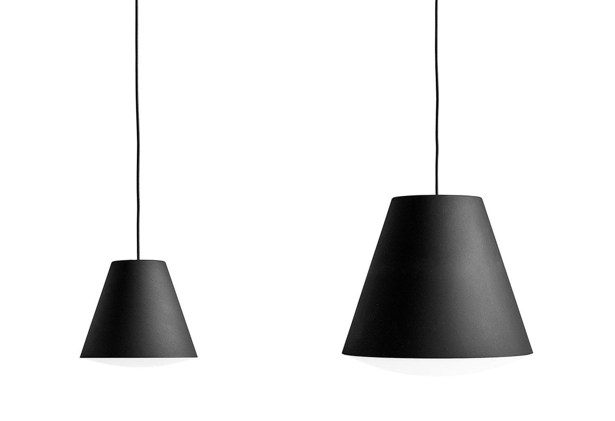 Sinker pendant light, Wrong london, Hay
